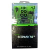 Razer Hammerhead Pro In Ear Earphone&Headphone With Microphone+Retail Box Gaming Headset Noise Isolation Stereo Bass earphones