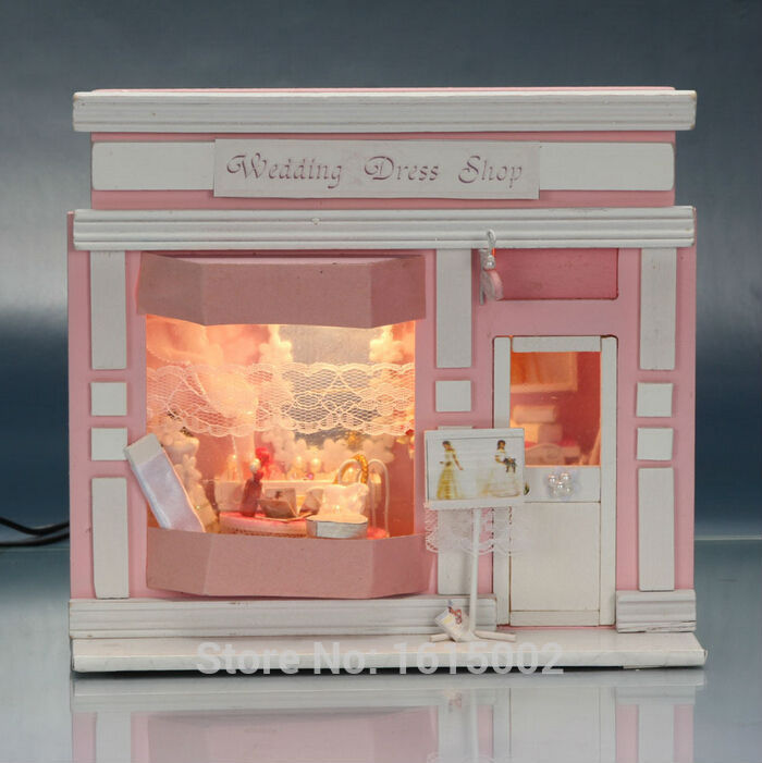 ... Miniature-Doll-House-Wedding-Dress-s-Shop-Pink-Dollhouse-Furniture.jpg