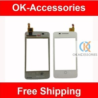 1 PC/Lot For Alcatel OT4012  Touch Screen Digitizer Touch Panel Over 10PCS US$9.5/PC Free DHL