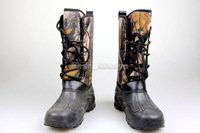 New Fishing Boots Hunting Boots Waterproof Camo Comfortable Hunting Boots Light Weight  Boots Shoes