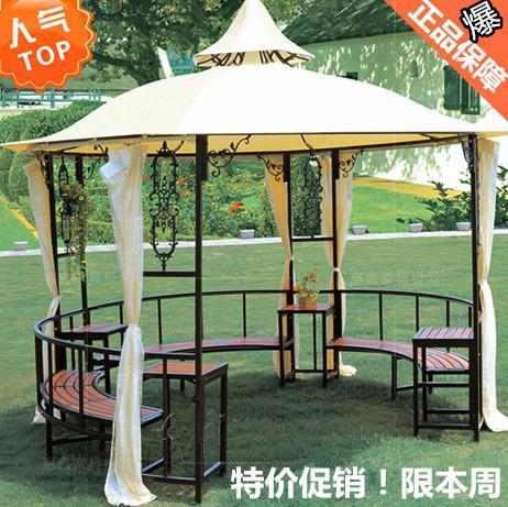 Online kopen wholesale tuinhuisje uit china tuinhuisje groothandel - Leuningen smeedijzeren patio ...