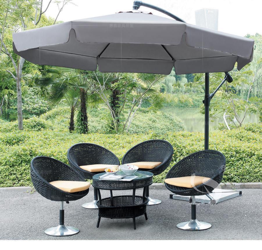 -cadeira-de-vime-rattan-cadeiras-de-café-giratória-de-360-graus-de ~ Mobiliario De Jardim Vime