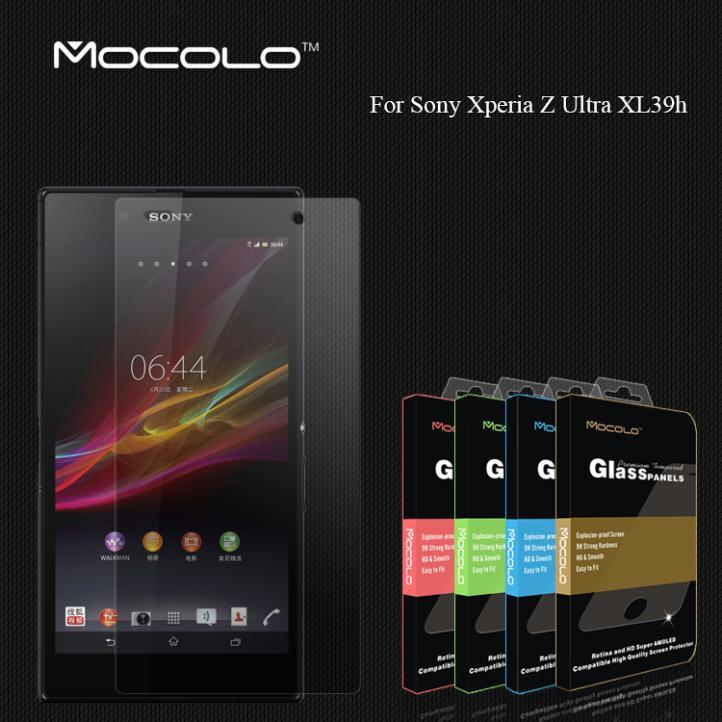 Защитная пленка для мобильных телефонов OEM Mocolo Sony Xperia Z Ultra XL39h 0,33 1pcs/lot защитная пленка для мобильных телефонов mocolo oem sony xperia z xl39h 1pcs lot