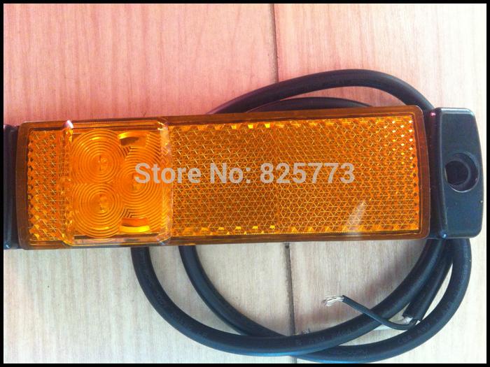 Габаритный фонарь NAT 12V 24V передний габаритный фонарь dosun diamond d80 черный