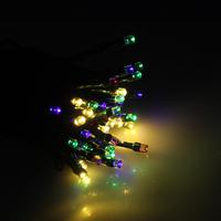 Kohree 50LED Solar String Light   /Multi-color  Bright Free Shipping
