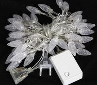 Sale 100pcs Holiday Lights 5M Christmas Led String Best Seller!!! 5M 220V Light Corn LED Strip Holiday Lights dn