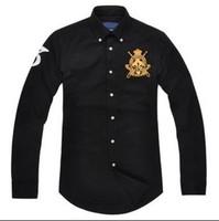 2015 new brand shirt 100% cotton fashion casual shirt  long-sleeved men dress shirt Free Shipping #7049