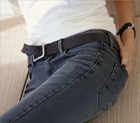 The new stretch jeans female Slim  trousers denim pencil pants women  jeans