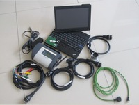Newest 12/2014 Super Diagnosis MB Star C4 SD Connect C4 With WIFI Compact 4 For MB Series Multi-Language plus x200t laptop