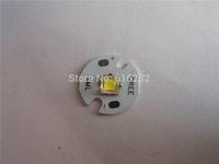 16mm Board CREE XML T6 10W high power LED Emitter/Bulb For Flashlight DIY 5pcs/lot