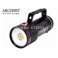 ARCHON DG70W CREE XM-L2 U2 LED Diving Flashlight 6500 Lumens