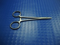 needle holder 125mm tip 0.3mm