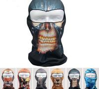 Wholesale NEW Skeleton Mask Mens Motorbike Full Face Masks Womens Outdoor Hunting Camo Skull Beanies Fashion Balaclavas Headgear