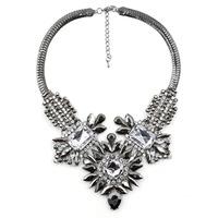 2015 NEW  fashion necklace collar Necklaces & Pendants trendy choker collar statement  pendant  necklace