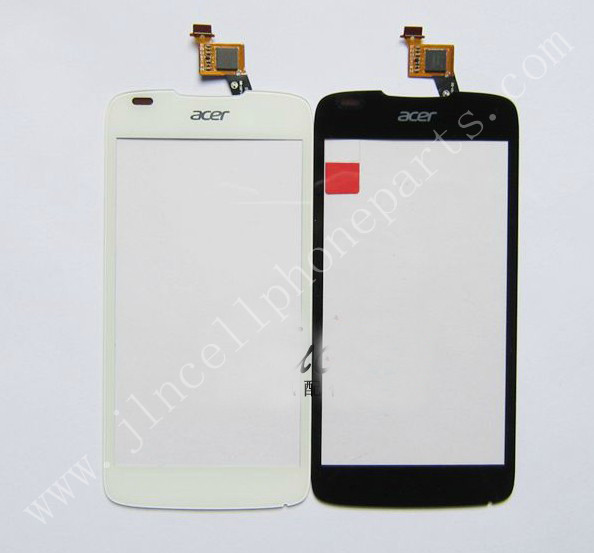 NEW Cell Phone Touch Screen Digitizer For Acer AK330 Black Color