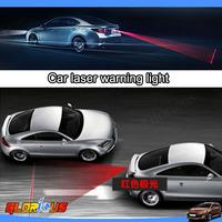 Anti-Fog Car Laser Light Anti-collision laser LED Laser Fog Light Car Warning Radiation Light