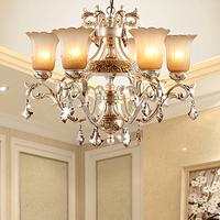 Fashion pendant light crystal luxury lighting lamps fashion luxury modern glass lighting