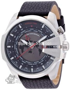 2015 новый горячий DZ4306 мужской водонепроницаемый наручные часы мода мужская кварцевые часы роскошные спортивные relojes вах часы relogios masculinos