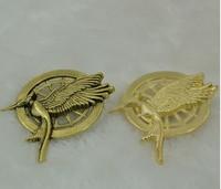 Hunger Games 3 parrot bird brooch ridicule bird brooch