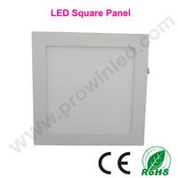 3W 4W 6W 9W 12W 15W 18W 24W LED square panel light free shipping led ceiling panel SMD 2835 kitchen light luminario lamp cocina