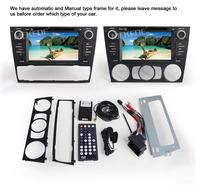 2015 new MTK3360NCG CPU Car multimedia DVD player for E90 / E91 / E92 / E93 With Bluetooth IPOD GPS Navi 3G / WIFI Radio