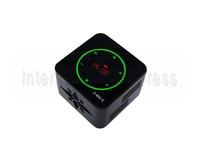 Free shipping NFC bluetooth Mini Speaker touch screen Radio Music Player TF Card USB Portable Speaker KR8100
