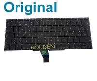 "Original For Macbook Air 11"" A1370 2010 Year MC505 MC506 TECLADO SP spanish Keyboard"