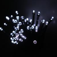 Kohree 50LED Solar String Light   /White Bright Free Shipping