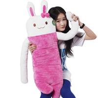 Niuniu Daddy Rabbit doll Plush toys Rabbit plush animal rabbit Children's Toys and Gifts 39 inch free shipping