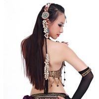 Fashionable Seashells Braid  Belly Dance Headwear Accessory