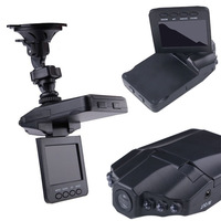 "New LED Night Vision Car Camera Recorder #7 T33 Lowest Price, wholesale Car dvr ,2.5"" LCD Screen ,6 IR , Rotatable"