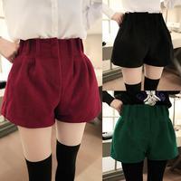 2015 Woman shorts Summer Ladies Asymmetrical Geometric Shape Tiered Shorts Casual Trousers Culottes Short Pants shorts women
