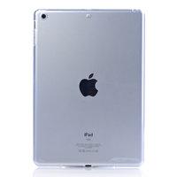 Free Shipping For Ipad mini case TPU clear soft transparent slim armor funda for Ipad mini retina Cover
