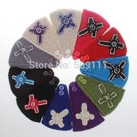 Crochet Women Headband with The cross Knit  Ear Warmer Womens Retro Headband Adult Winter Headbands 5pcs WH073