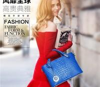 2015 New Fashion Desigual Brand Women Handbag Shoulder Bags Crocodile Women Messenger Bags Tote Bolsas Travel Bag Free shipping