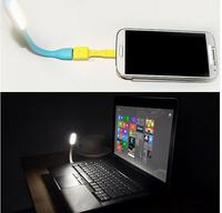 USB LED Lamp Light Portable Flexible Led Lamp for Notebook Laptop Tablet PC USB Power