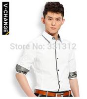 New Design Casual Men Shirt 2015 Fall & Winter