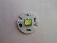 16mm Board CREE XML T6 LED Emitter/Bulb For Flashlight DIY  5pcs/lot