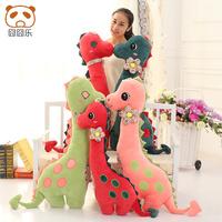 55cm Dinosaur Plush Toy Giant Stuffed Animal Dragon Doll Gift For Girlfriend & Children Good Quality