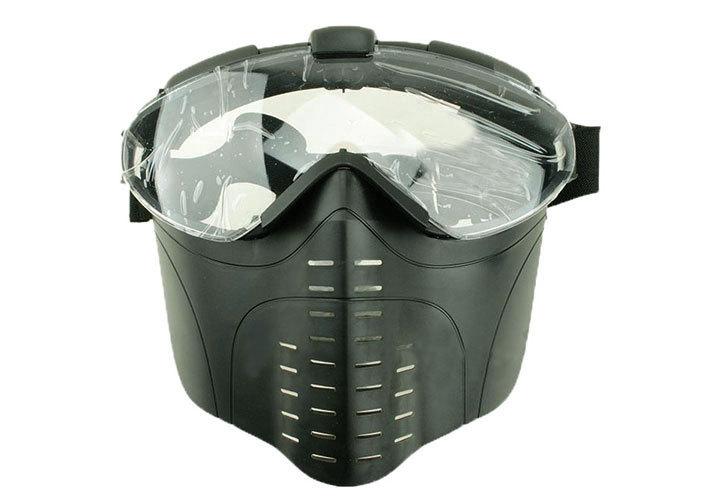 маска мотоциклетная с вентидятором