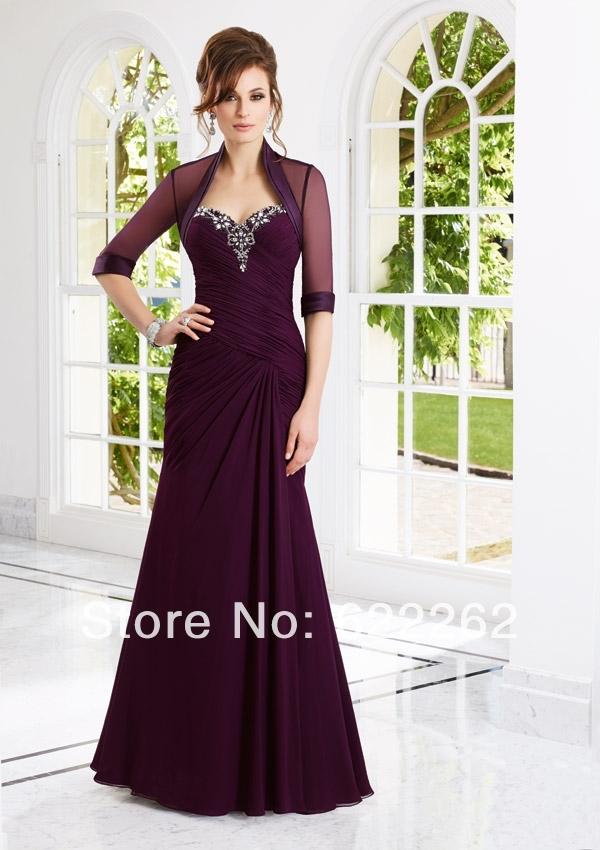 Платье для матери невесты 3 4