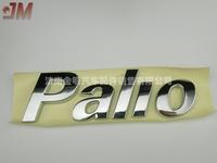 Fiat Palio  emblem chrome color fiat PALIO
