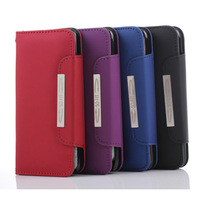 FreeShipping 4.7 inch Fashion Wallet Case For iPhone 6 Case Luxury Book Style Phone Flip Leather Cover For iPhone6 Case IP6-4710