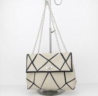 2015 New Fashion Spain brand Women's pu Handbag Shoulder messenger bags Bolsas Feminina H091 beige