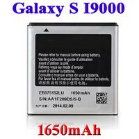 1650mAh EB575152LU Battery fr Samsung Galaxy S i9000 GT-i9000 i9003 I9001 i917 i589 i919 i897 Batterie Bateria Batterij ACCU