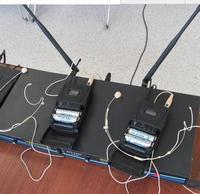 High quality microphone Professional sound system model u-810B