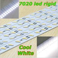 1m 100cm SMD 7020 led rigid strip bar light white , 72leds/m 30m/Lot, Hight brightness, Wholesale