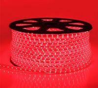 HOT SALE! 100pcs High voltage 3528 LED strip ribbon tape light 110V 120V warm white led light led lamp 3528 chip+5pcs Plugs