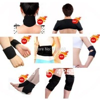 11pcs Tourmaline self-heating waist,support belt kneepad, neck wrist ,shoulder pad ankle support elbow magnetic therapy set