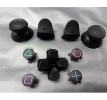 High Quality Accessories Replacement Parts Controller Buttons 9 Buttons for Sony Playstation4 PS4 Controller